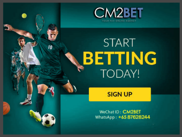 Sports Betting Site in Singapore