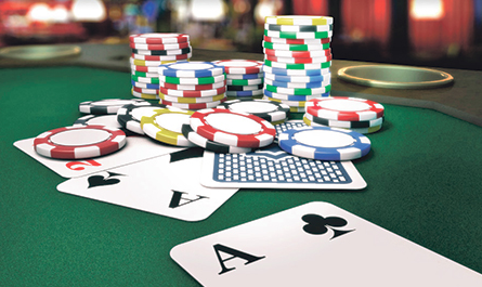 Casino Games history