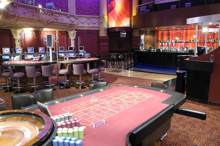 Casino London, England