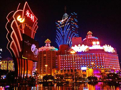 Casino Macau, China