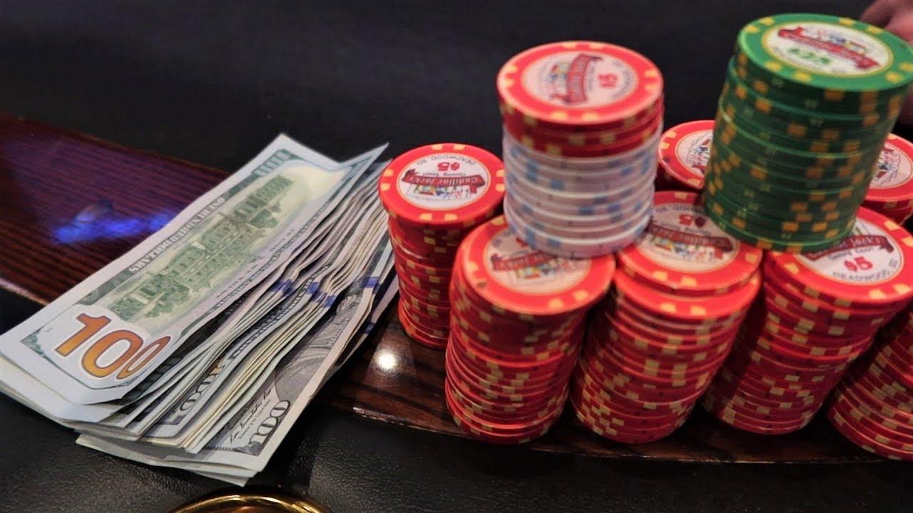 Poker skills maintain bankroll