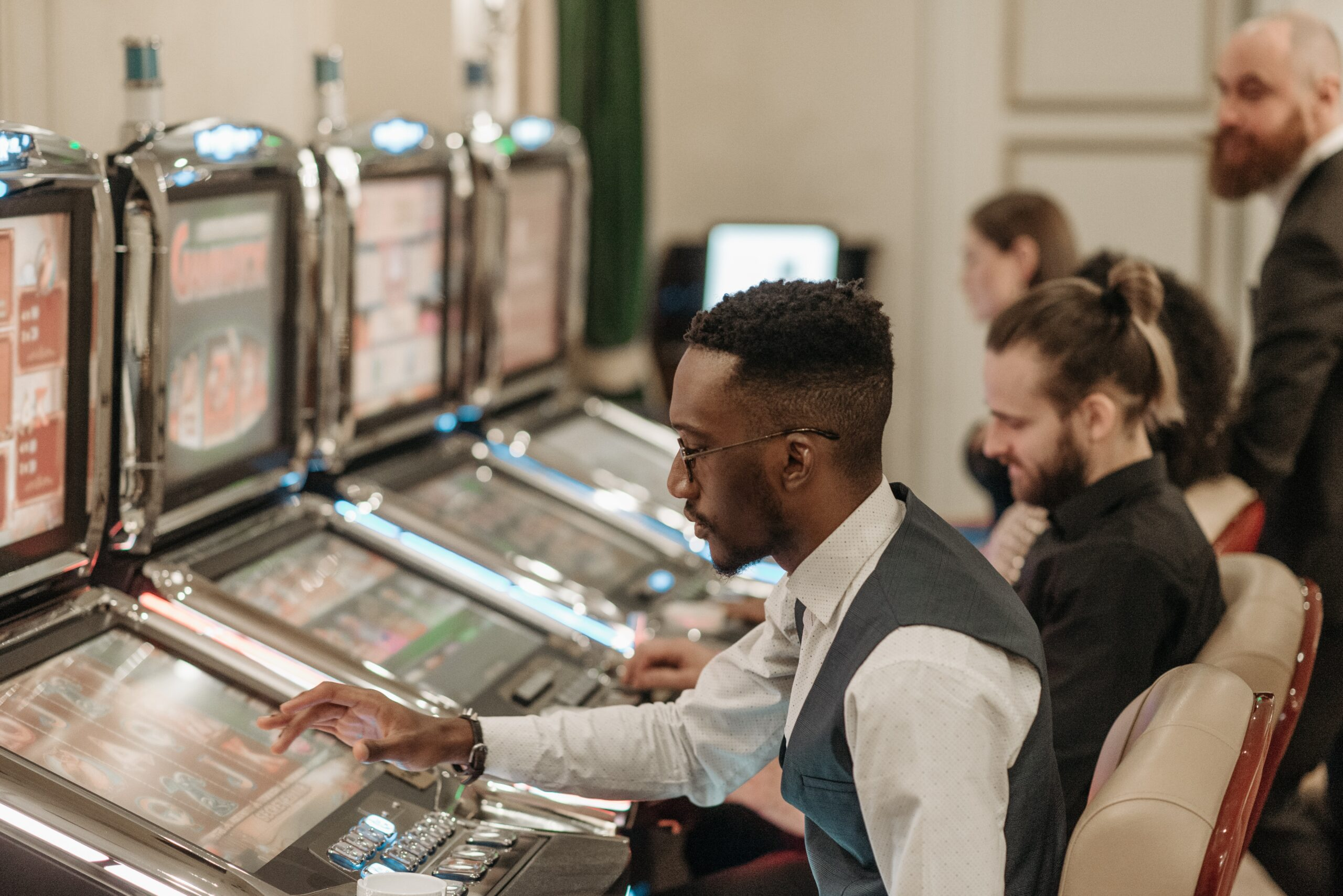 Multi-line Slot Machines