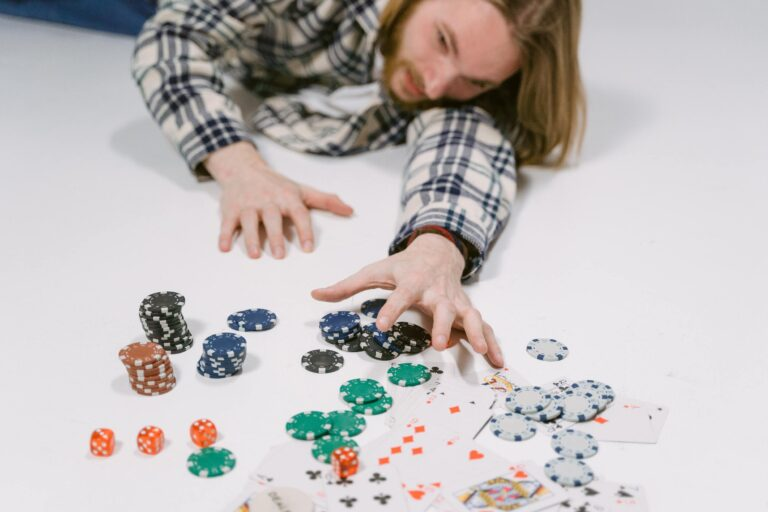 Beginners' Guide to Playing Casino Games