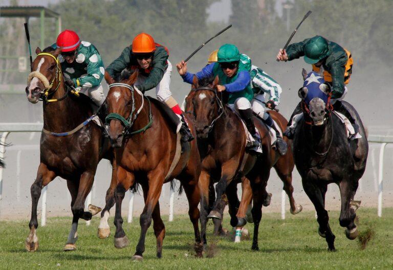 Singapore horse racing live
